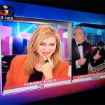 Sergio Crivelli no Jornal das 8 da TVI