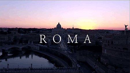 Quanto è bella Roma…