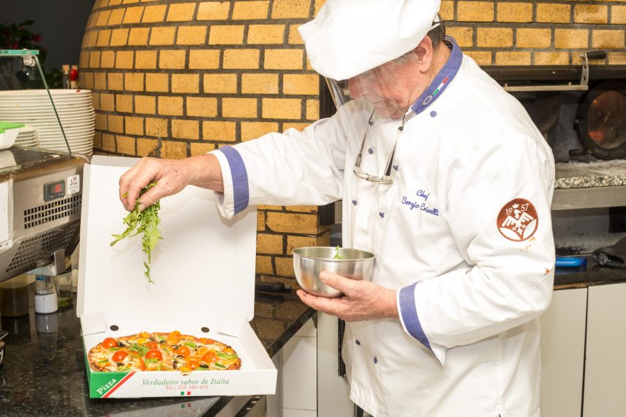 As delícias do Chef em casa