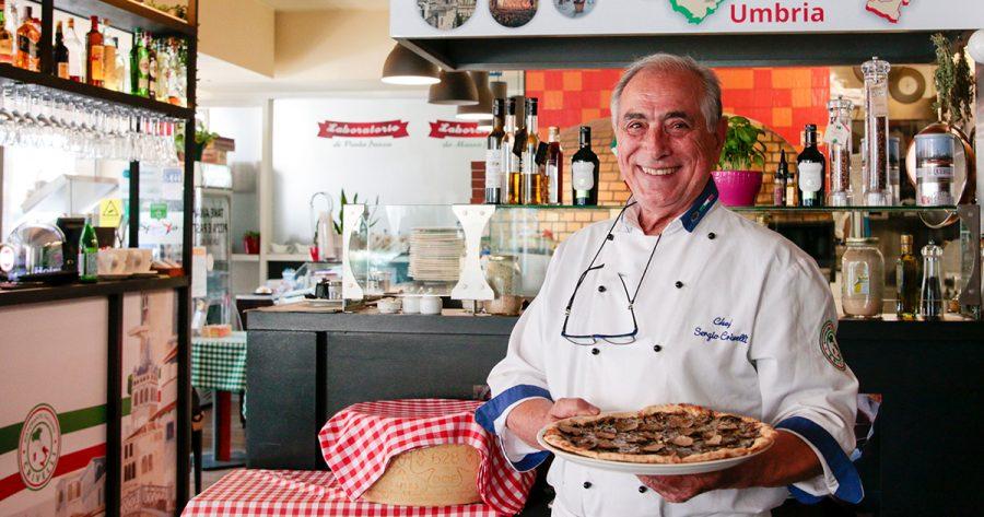 (Português) Sergio Crivelli regressa ao horário tradicional