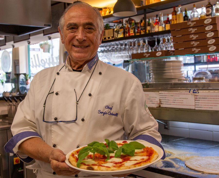 (Português) Típica gastronomia italiana em Matosinhos